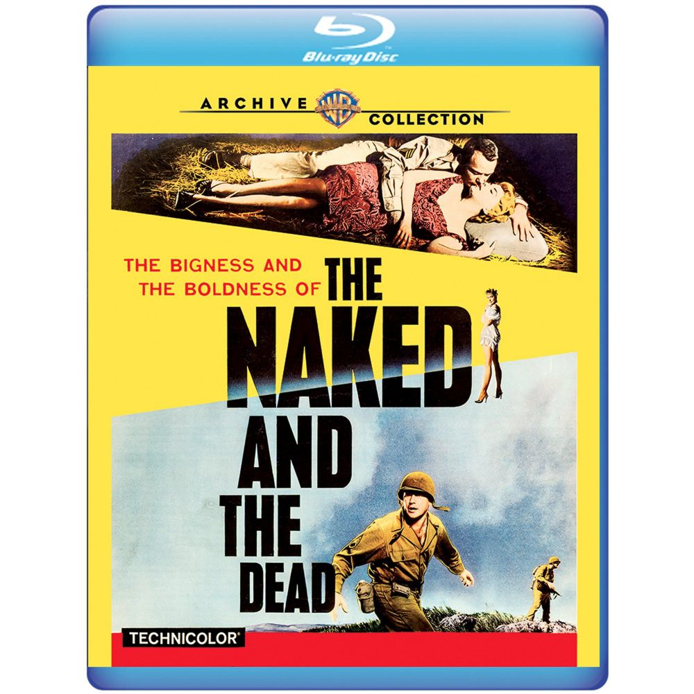 The Naked and the Dead (BD)