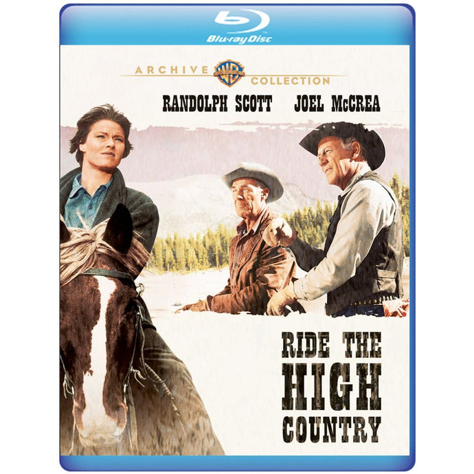 Ride the High Country (BD)