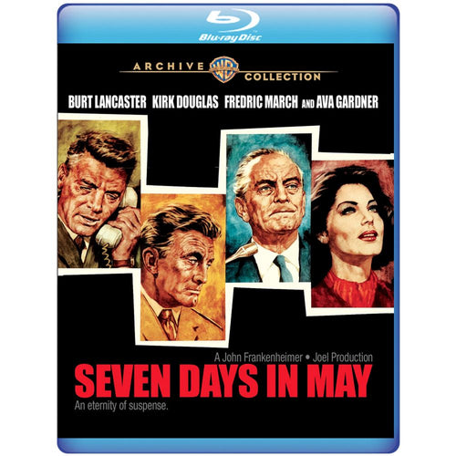 Seven Days in May (BD)