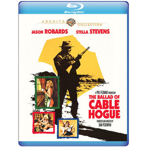 The Ballad of Cable Hogue (BD)