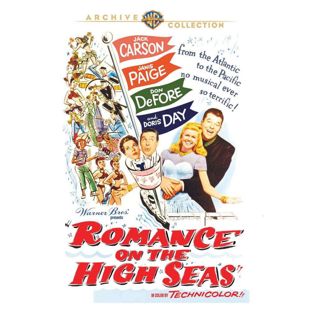 Romance on the High Seas (MOD)