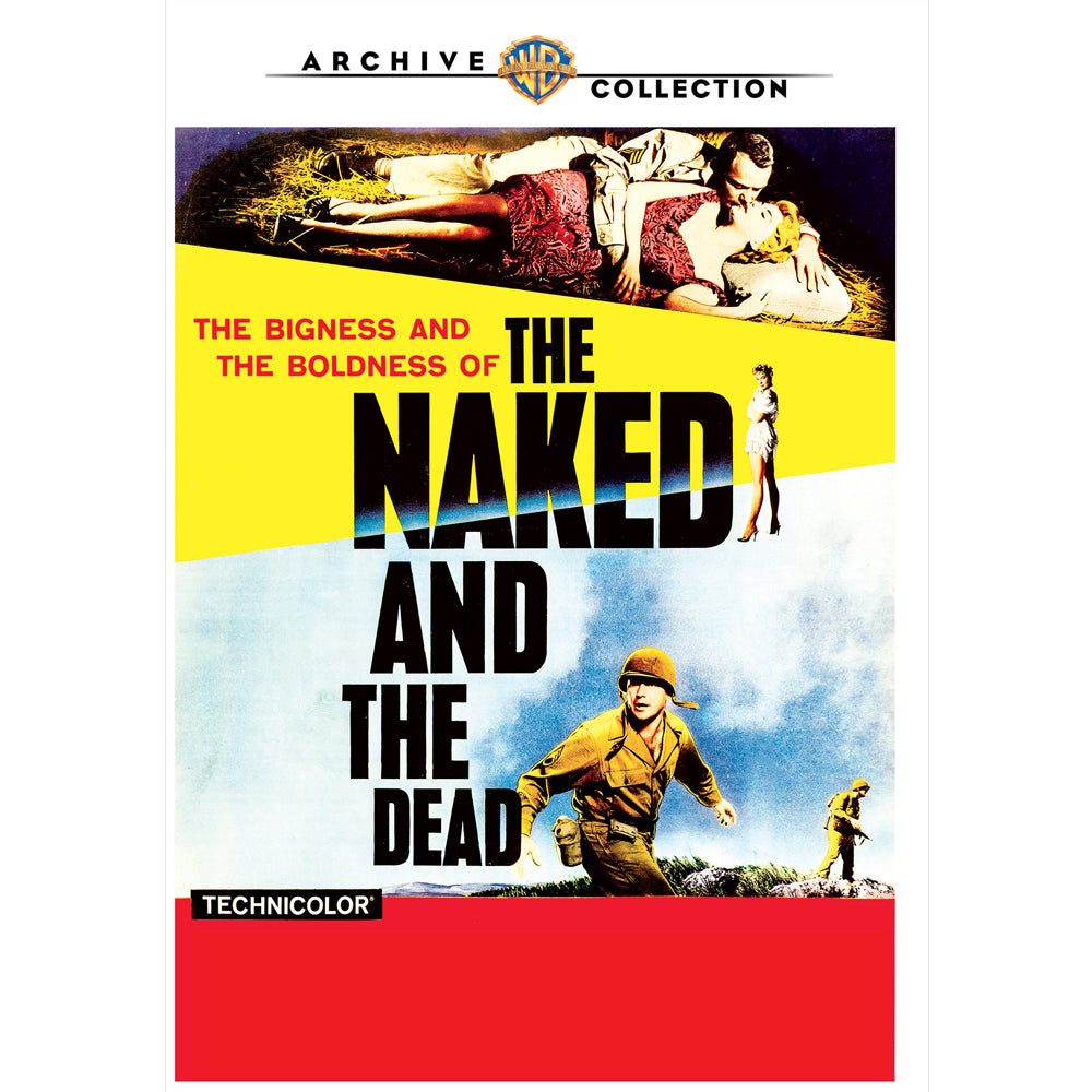Naked and the Dead, The (1958) (MOD)