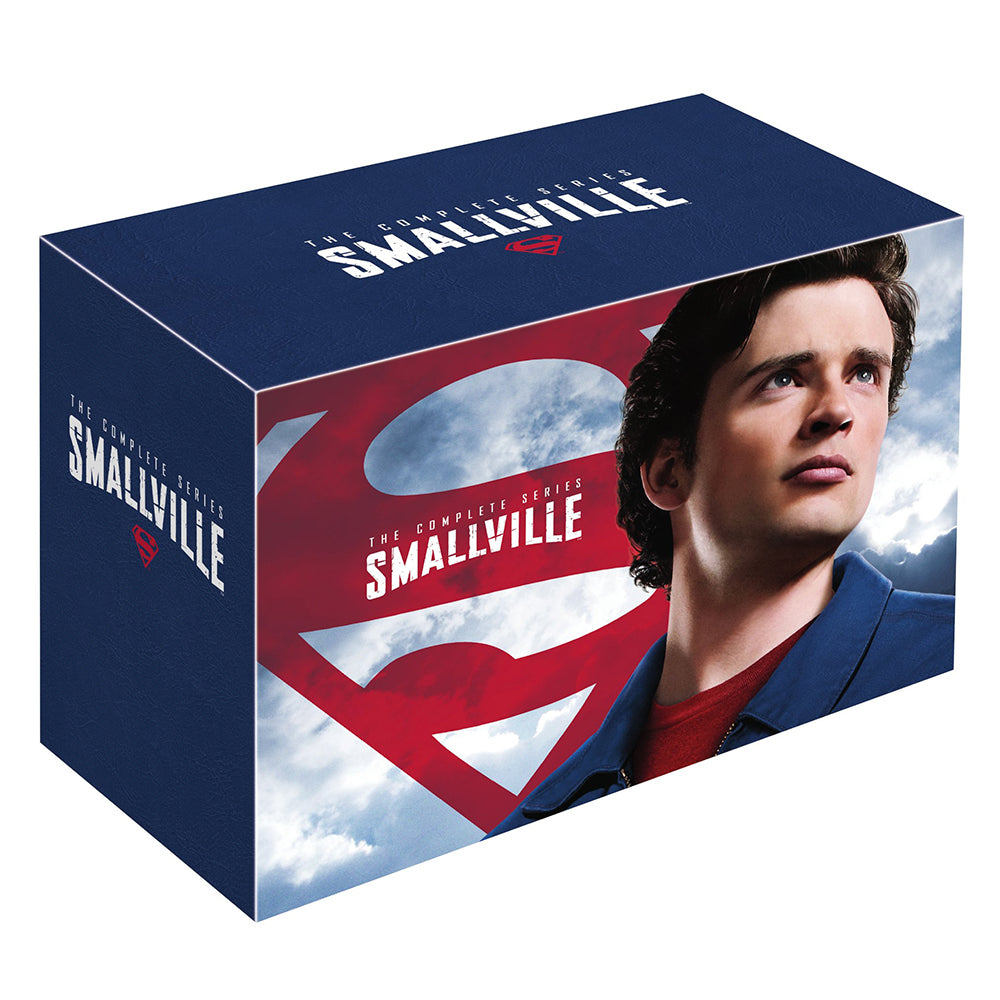Smallville: The Complete Series (DVD)