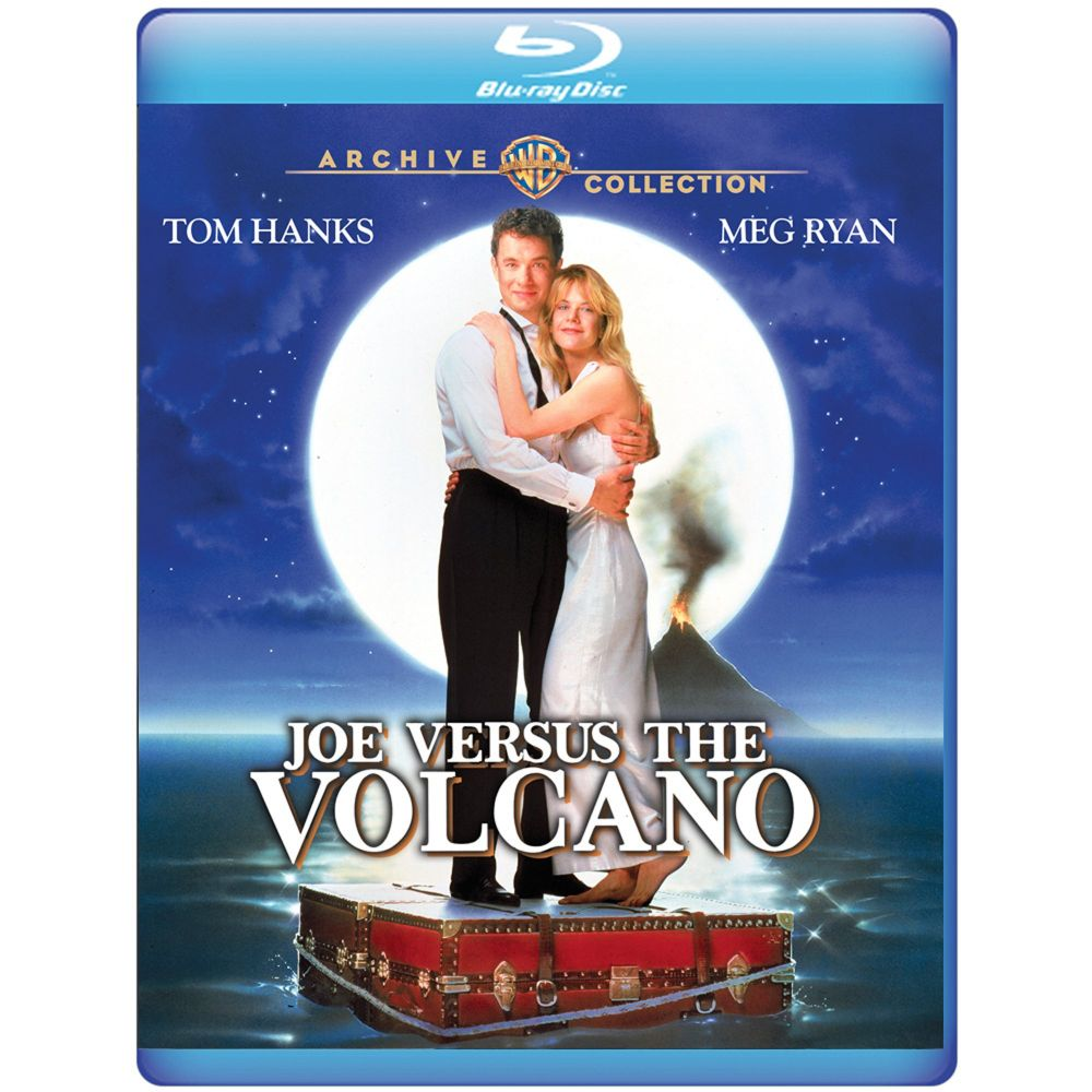Joe Versus the Volcano (BD)