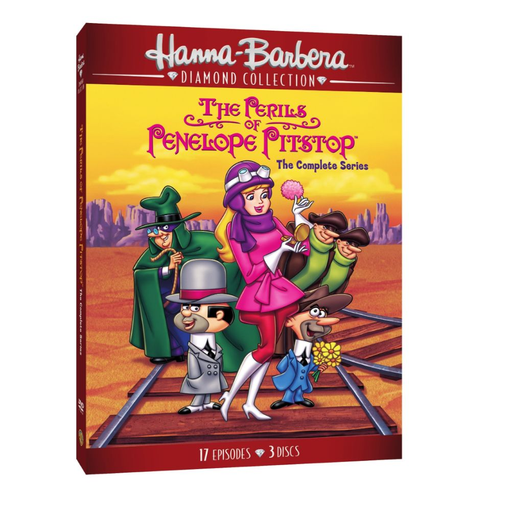 The Perils of Penelope Pitstop: The Complete First Season (DVD)
