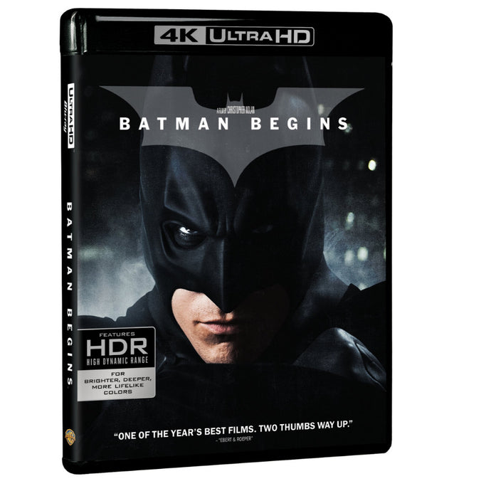 Batman Begins (4K UHD)