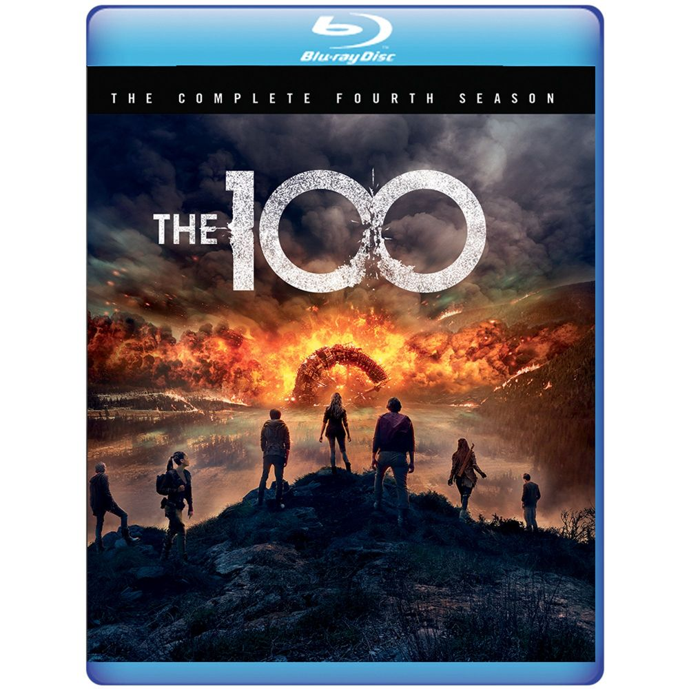 The 100: The Complete Fourth Season (BD)