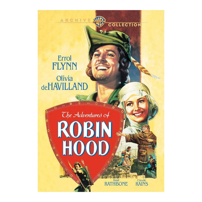The Adventures of Robin Hood (1938) (MOD)