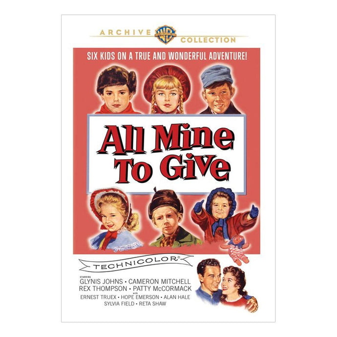 All Mine to Give (1957) (MOD)