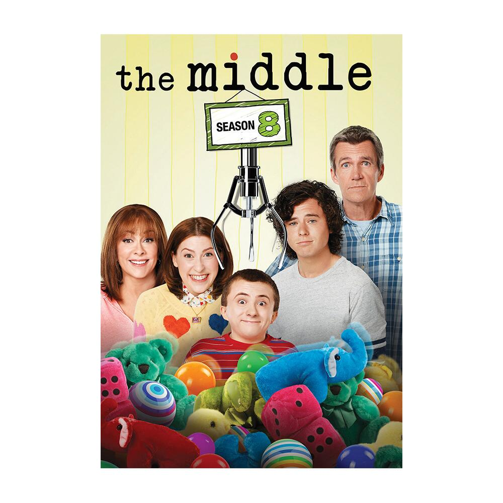 The Middle: The Complete Eighth Season (MOD)