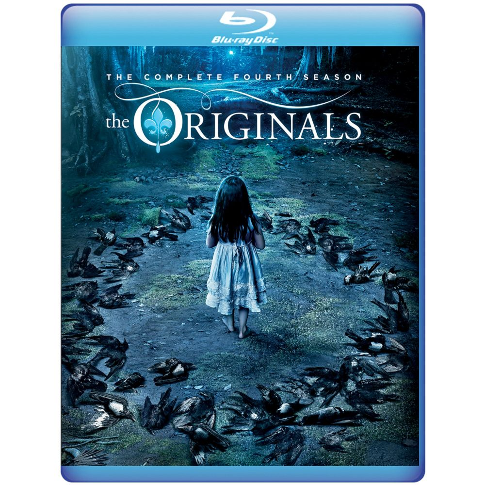 The Originals: The Complete Fourth Season (BD)