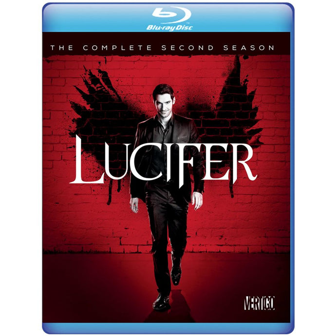 Lucifer: The Complete Second Season (BD)