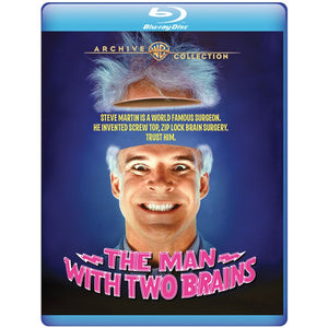 The Man with Two Brains (BD)