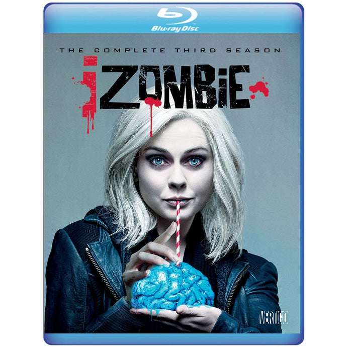 iZombie: The Complete Third Season (BD)