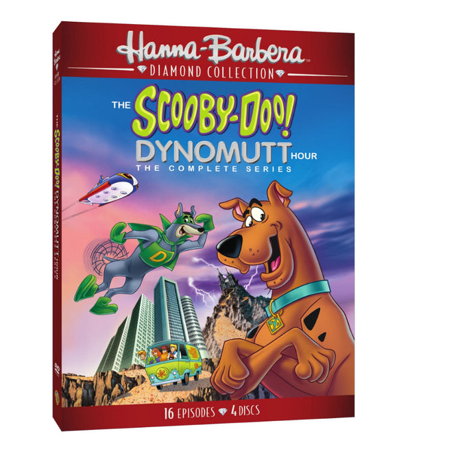 The Scooby-Doo!/Dynomutt Hour: The Complete Series (DVD)