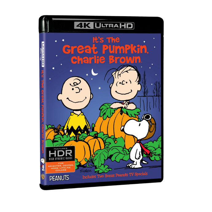 It's the Great Pumpkin, Charlie Brown (4K UHD)