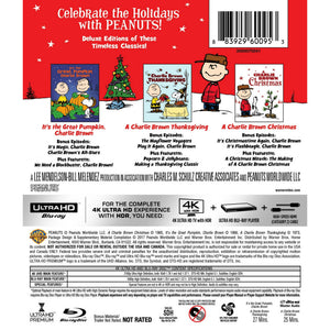 Peanuts Holiday Collection (4K UHD)