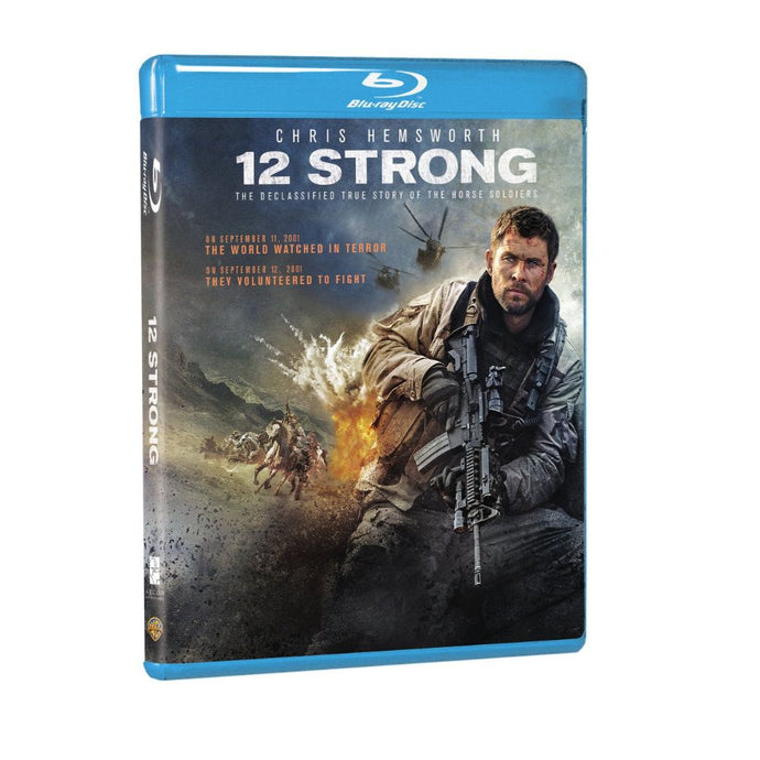 12 Strong (BD)
