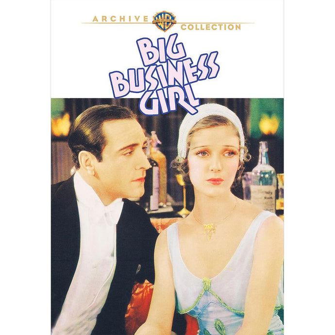 Big Business Girl (1931) (MOD)