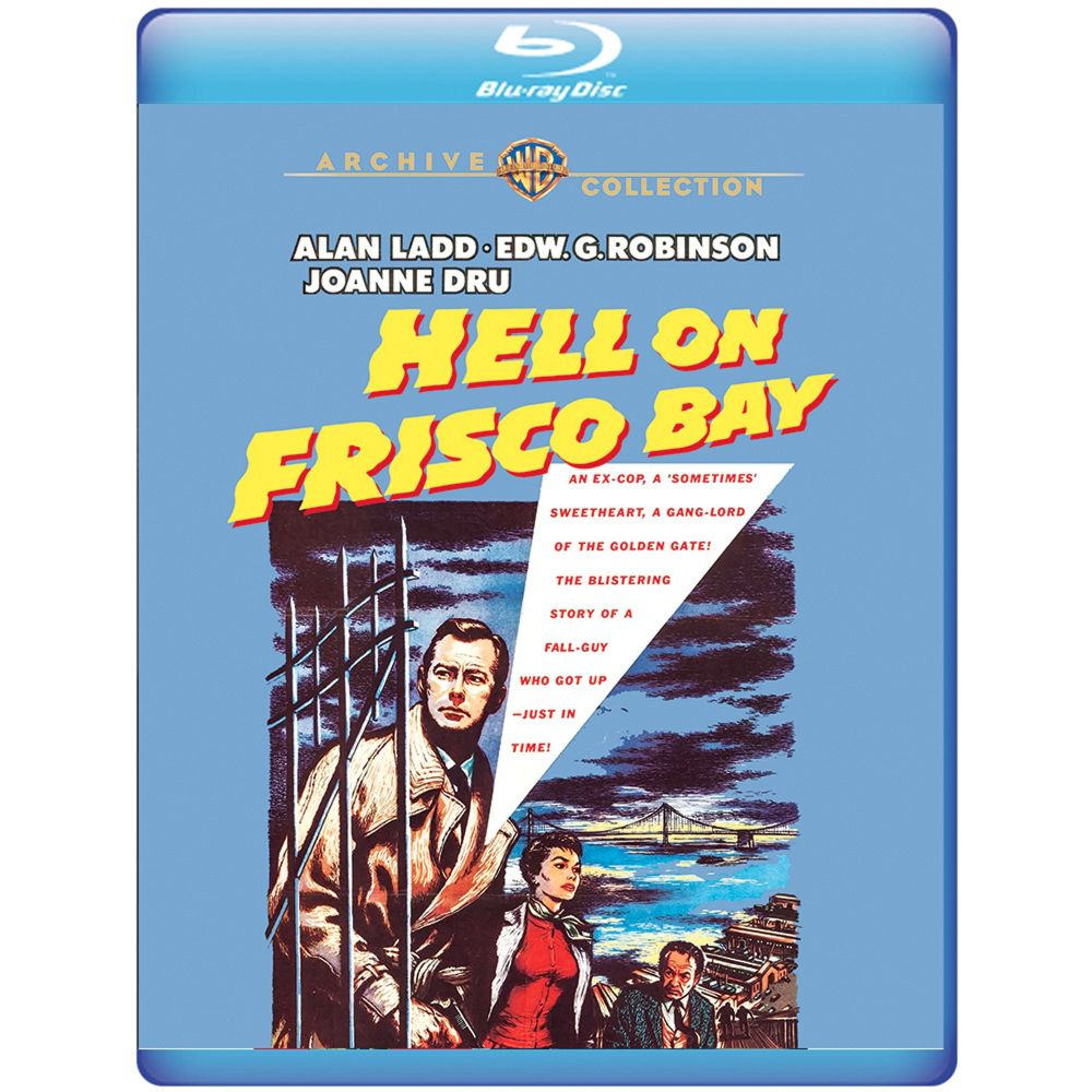 Hell on Frisco Bay (BD)