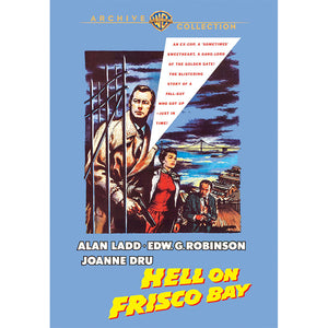 Hell on Frisco Bay (1955) (MOD)