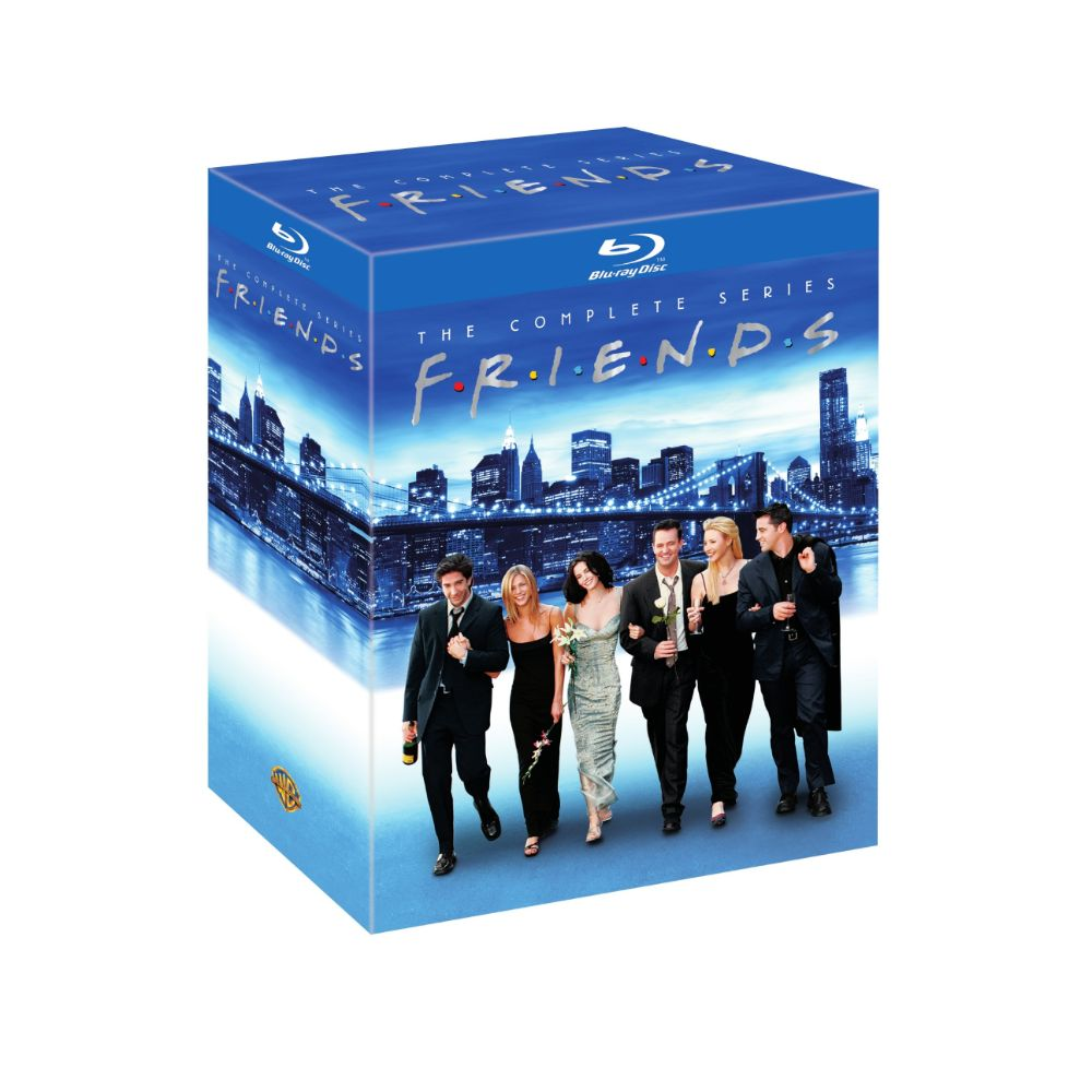 Friends: The Complete Series (BD)