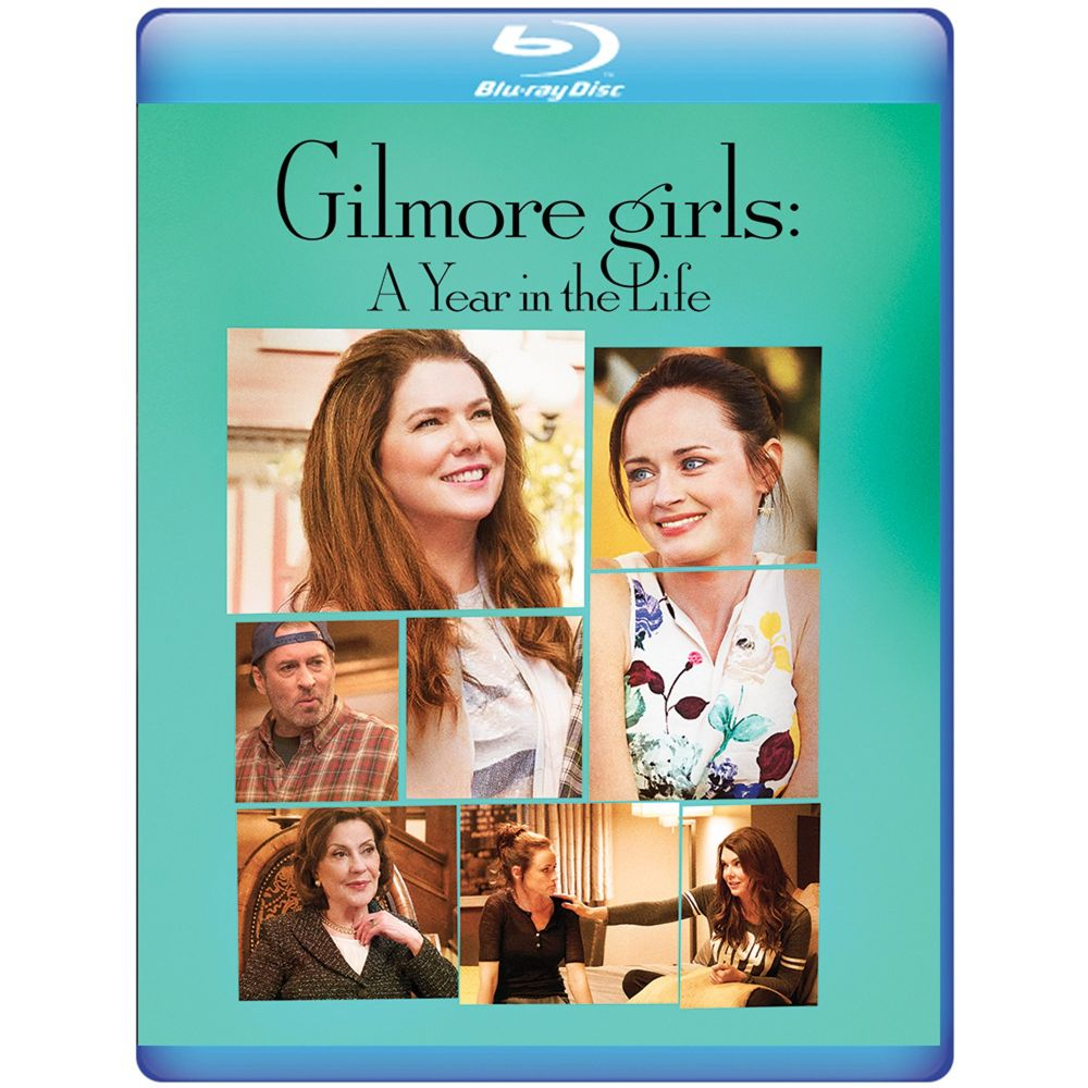 Gilmore Girls: A Year in the Life (BD)
