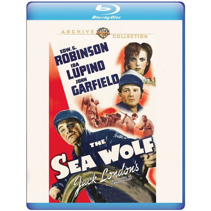 The Sea Wolf (BD)