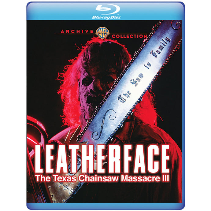 Leatherface: The Texas Chainsaw Massacre III (BD)