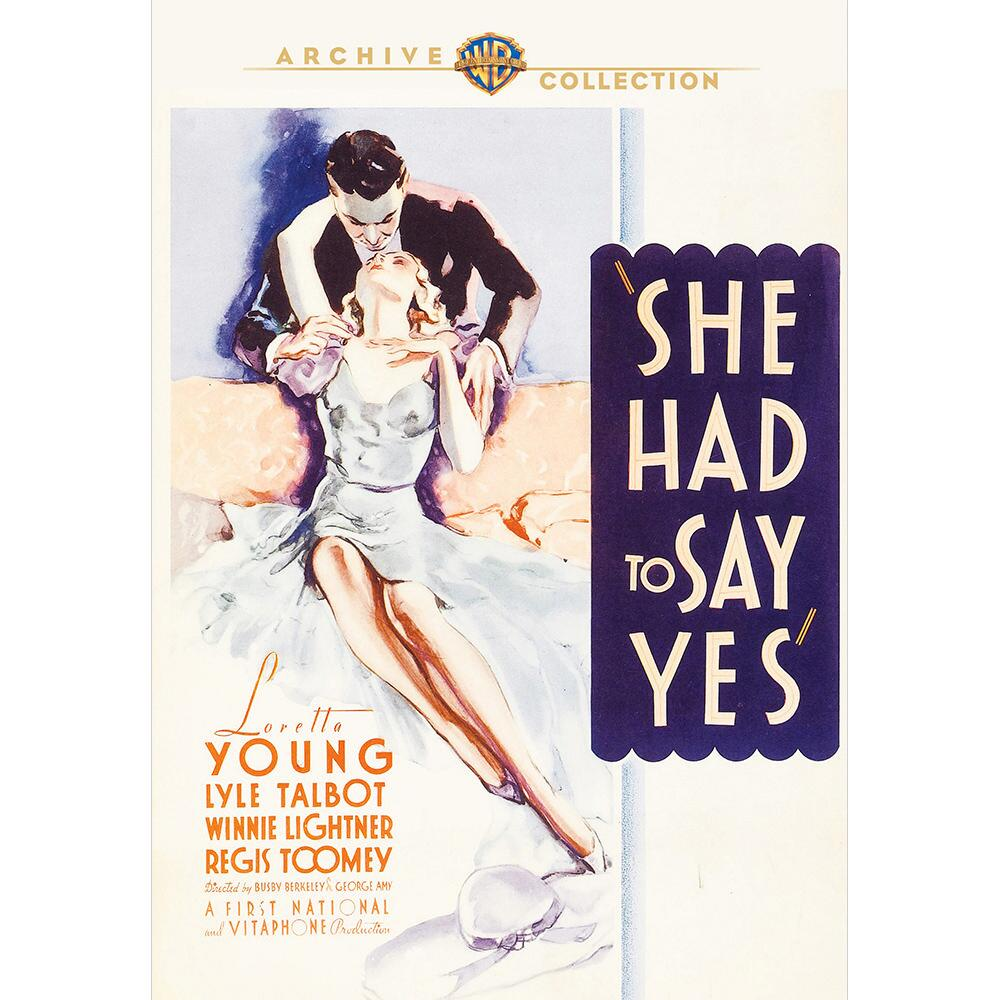 She Had To Say Yes 1933 Mod Wb Shop