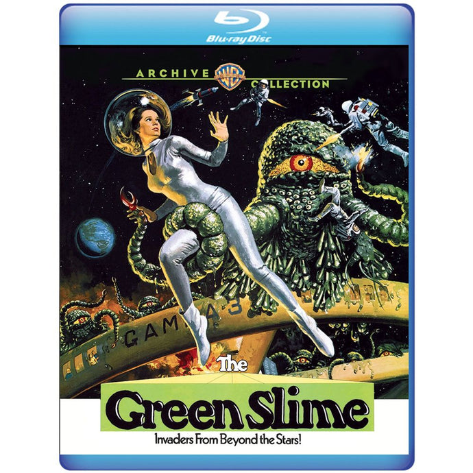 The Green Slime (BD)