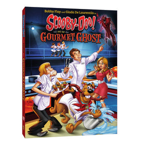 Scooby-Doo! and the Gourmet Ghost (DVD)