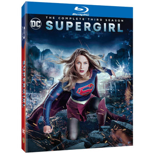 Supergirl: The Complete Third Season (BD)