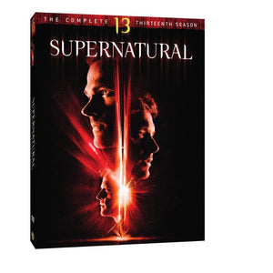 Supernatural: The Complete Thirteenth Season (DVD)