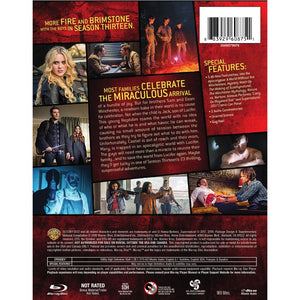 Supernatural: The Complete Thirteenth Season (BD)