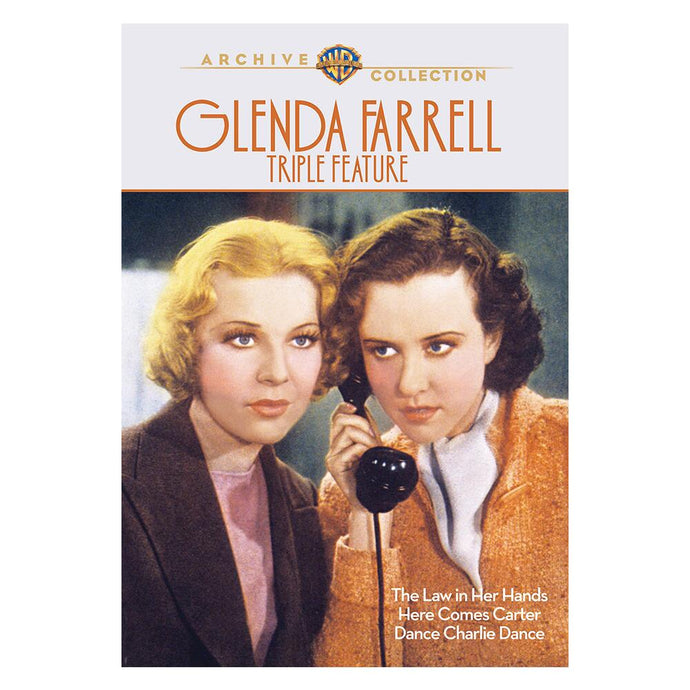 Glenda Farrell Triple Feature (MOD)