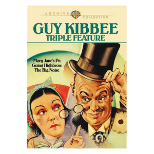Guy Kibbee Triple Feature (MOD)
