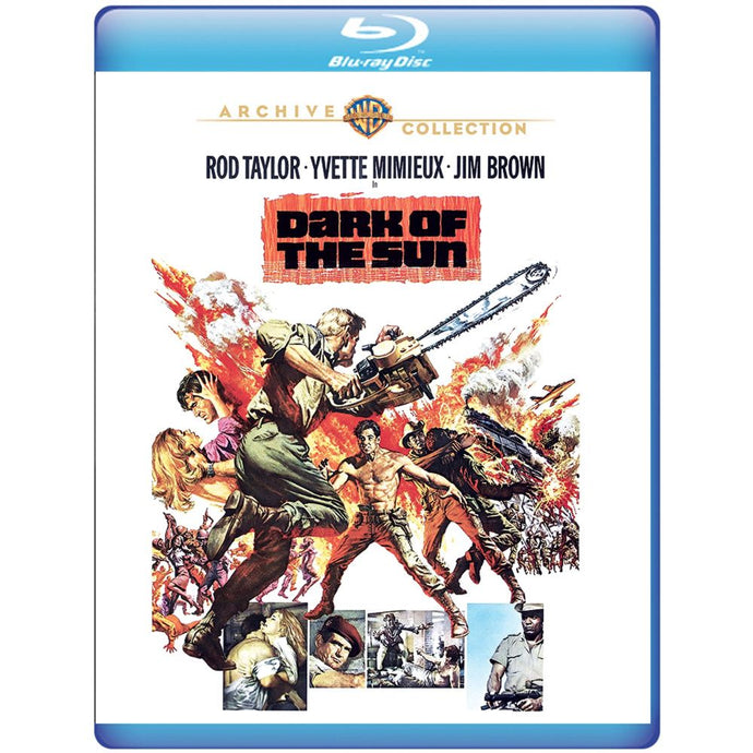 Dark of the Sun (BD)