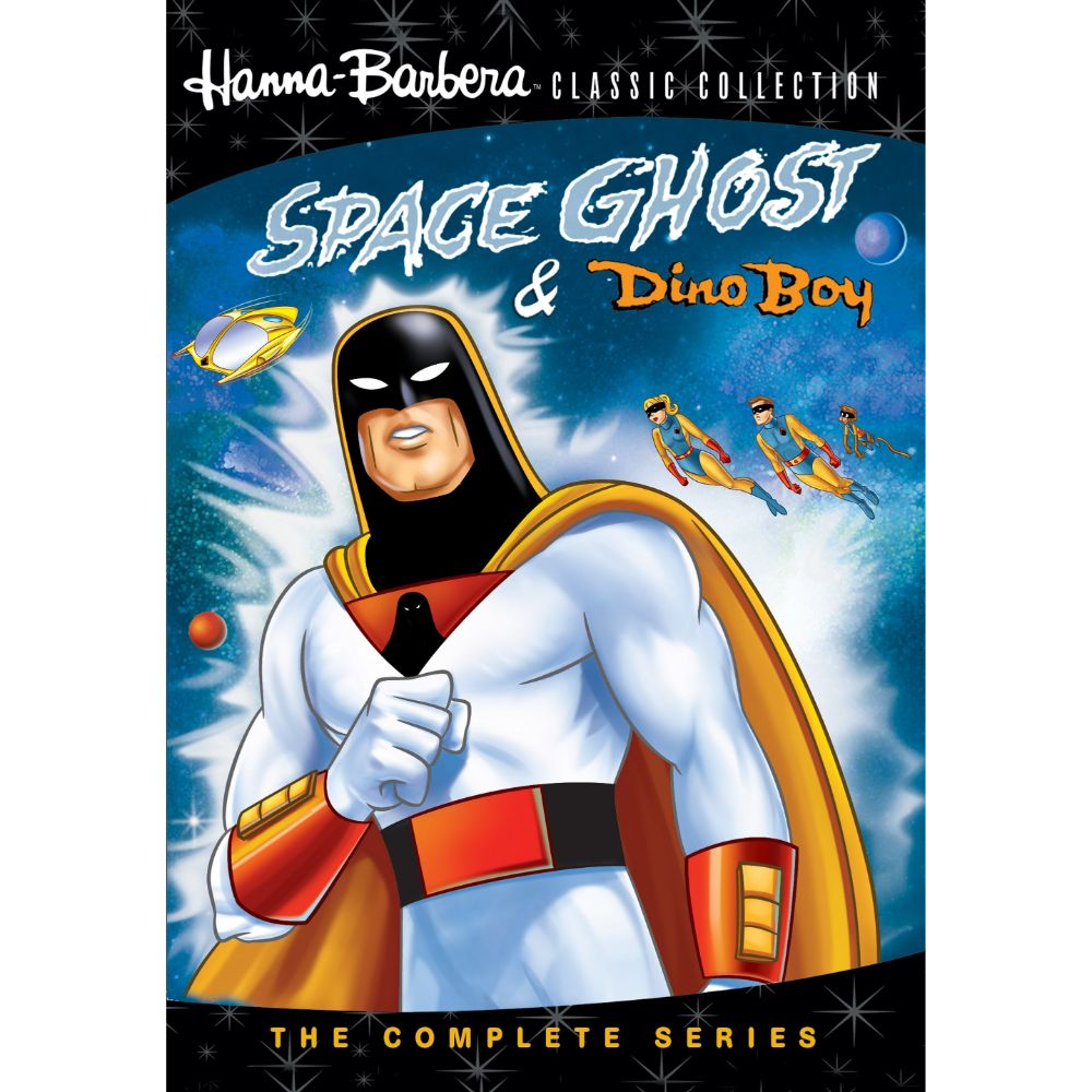 Space Ghost & Dino Boy: The Complete Series (MOD)