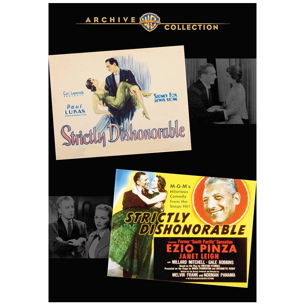 Strictly Dishonorable Double Feature (MOD)