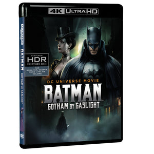 Batman: Gotham by Gaslight (4K UHD)
