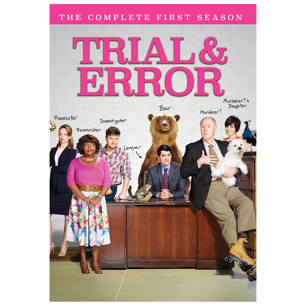 Trial & Error: The Complete First Season (MOD)