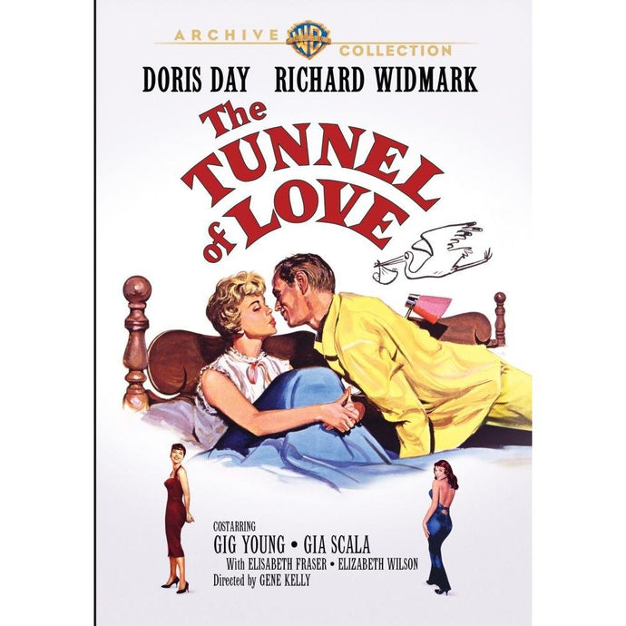 The Tunnel of Love (1958) (MOD)