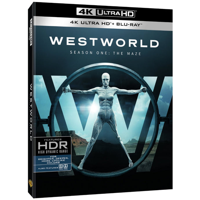 Westworld: The Complete First Season (4K UHD)
