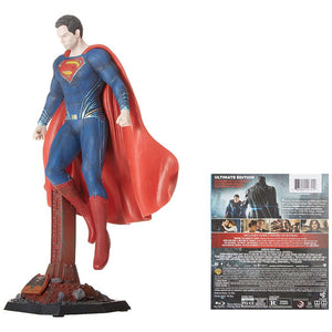Batman v Superman: Dawn of Justice (Ultimate Edition) (Includes Superman Figure) (BD)