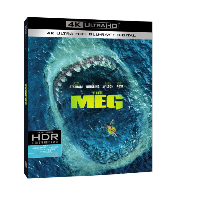 The Meg (4K UHD)