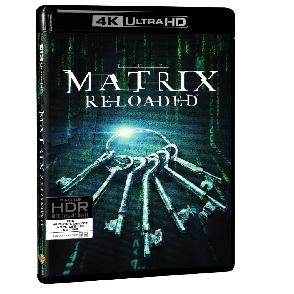 The Matrix Reloaded (4K UHD)