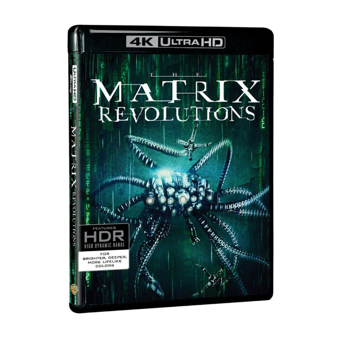 The Matrix Revolutions (4K UHD)