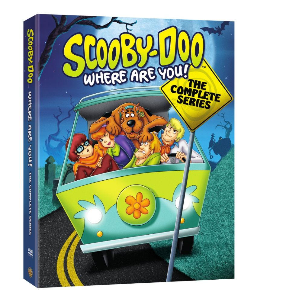 Scooby-Doo, Where Are You!: The Complete Series (DVD)