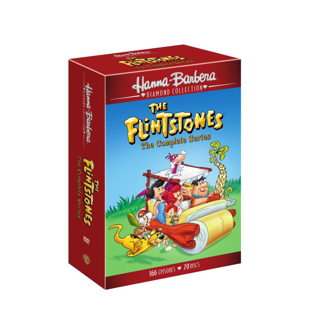 the flintstones the complete series dvd wb shop. Black Bedroom Furniture Sets. Home Design Ideas